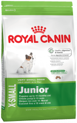Royal Canin X-Small Junior для щенков (0,5 кг.)