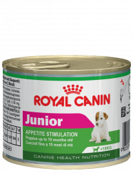 Royal Canin Junior Mousse для щенков (195 г.)
