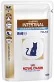 Royal Canin Gastro Intestinal Moderate Calorie для кошек (100 г.)