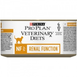 Pro Plan Veterinary Diets NF Renal, консервы диета для кошек при патологии почек, 195 гр.(арт.-4992)