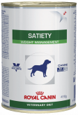 Royal Canin Satiety Weight Management Wet, влажная диета, консервы для собак, для снижения веса (410 г.)